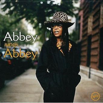 Abbey Lincoln Abbey Canta ABBEY CD