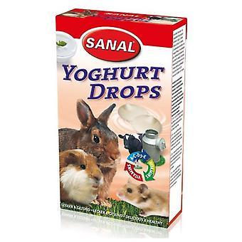 Sanal Joghurt Tropfen Snacks Für Nagetiere (Kleine Tiere , Snacks)