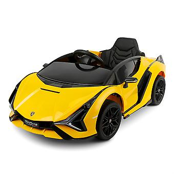Lamborghini Kids Ride On Car Children Electric Ride on Car w/Parent Remote Control for Boys and Girls