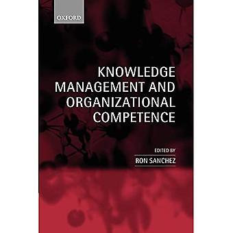 Knowledge Management and Organizational Competence