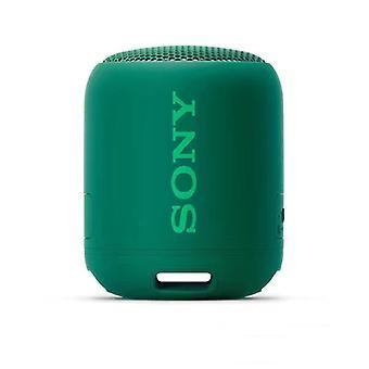 Haut-parleur Bluetooth® sans fil portable portable compact avec EXTRA BASS (Vert)