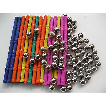 Magnetic Sticks Building Blocks Set Educational