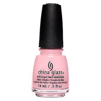 China Glaze Nail Lacquer - My Sweet Lady