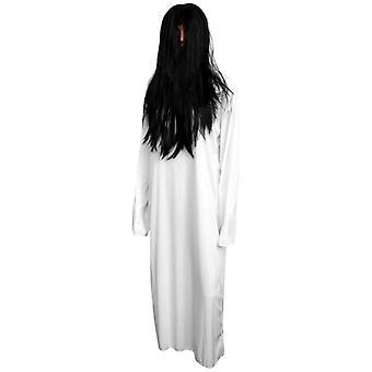 1 stykke horror kostume udsøgt ghost bride kjole