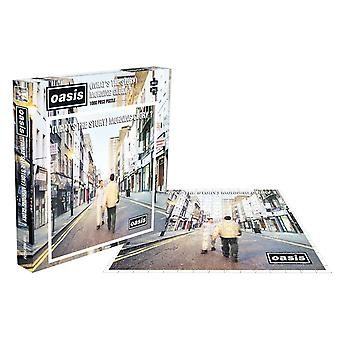 Oasis Jigsaw Puzzle What's The Story Morning Glory new Official 1000 Piece