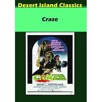 Craze [DVD] USA import