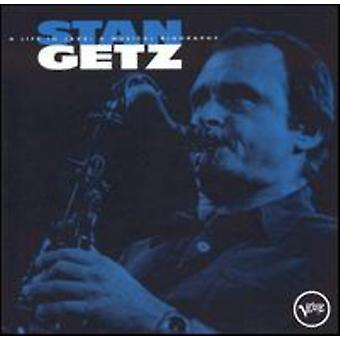 Stan Getz - Life in Jazz-Musical Biograph [CD] USA import