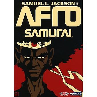 Afro Samurai [DVD] USA import