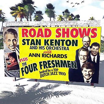 Kenton, Stan with Ann Richards - Road Shows [CD] USA import