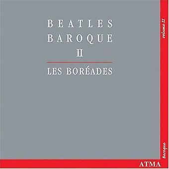 指揮・ ボレアード - ビートルズのバロック、Vol. 2 [CD] USA 輸入