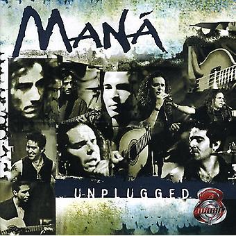 Mana - MTV Unplugged [CD] USA import