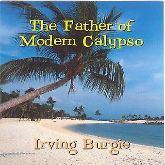 Irving Burgie - Father of Modern Calypso [CD] USA import