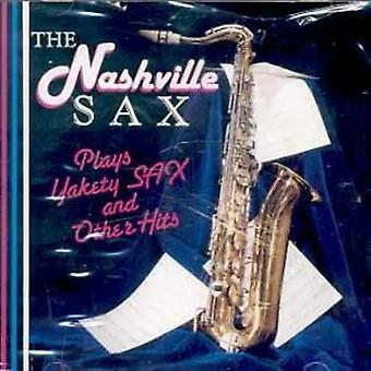 Plays Yakety Sax & - Plays Yakety Sax & [CD] USA import