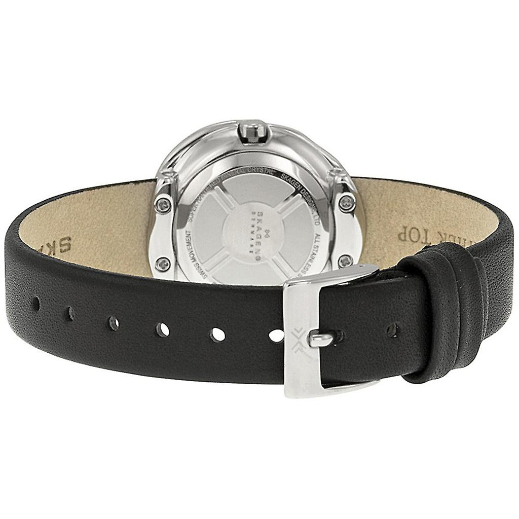 Skagen Ladies' Black Label Watch 885SSLB