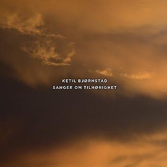 Bjornstad, Ketil / Augestad, Tora / Lechner, Anja - Sanger Om Tilhorighet [CD] USA tuonti