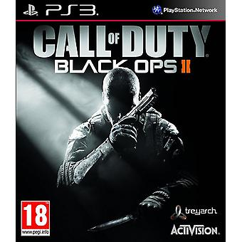 Call of Duty Black Ops II Standard edition PS3 Game