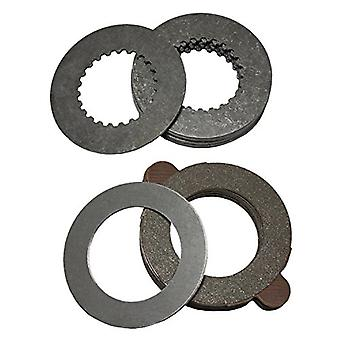 Yukon (YPKF10.25-PC-L) TracLoc Paper/Composite Lined Clutch Set for Ford 10.25