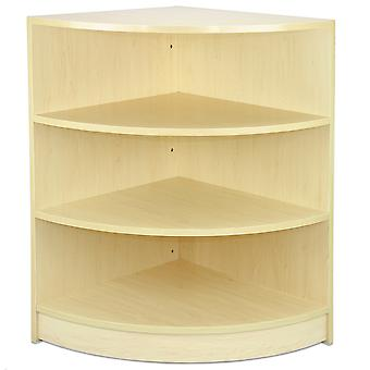 Shop Counter Maple Retail Display Storage Cabinet POS Shelves Till Block LM600