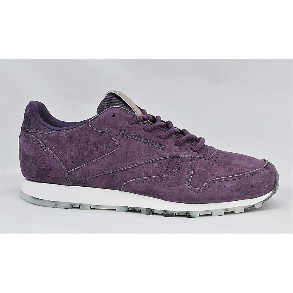 Reebok Classic Leather Shmr BD1520 universal summer women shoes