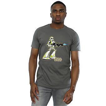 Star Wars mænds Stormtrooper karakter T-Shirt