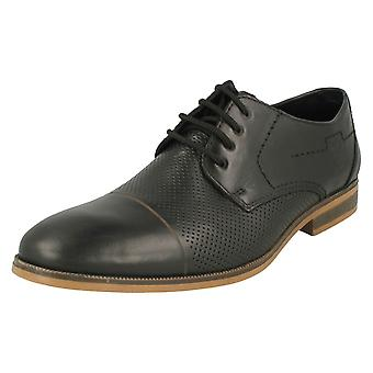 Mens Rieker formelle Lace Up chaussures 11615
