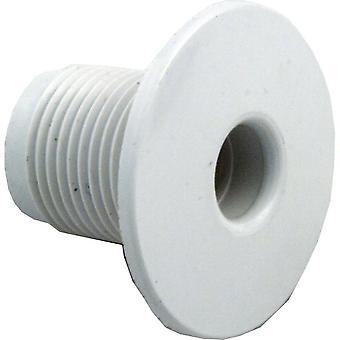 Balboa 30-2652 Ozone Jet Wall Fitting - White