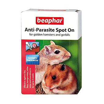 Beaphar Anti-Parasite Spot-On for Golden Hamsters and Gerbils