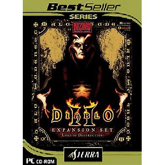 Diablo II-Lord of Destruction Expansion Pack (MacPC CD)-ny