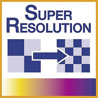 testoSuperResolution software upgrade, 4x more pixels for the highest resolution thanks to SuperResolution