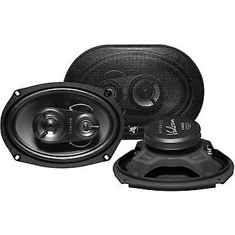 Hifonics VX-693 3 way triaxial flush mount speaker 250 W Content: 1 Pair