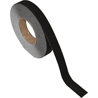 B-SAFETY AR100025 Universal anti-slip coating Preto (L x W) 18,3 m x 25 mm