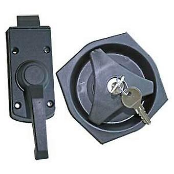 Inner And Outer Left Hand Door Lock Kit
