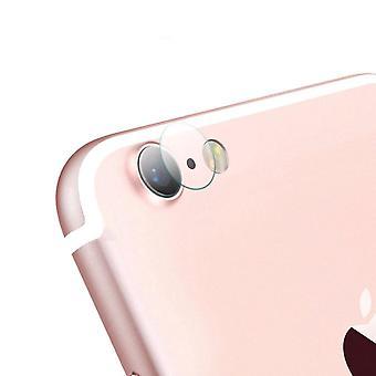 Obiettivo della fotocamera HD + 9 H vetro ultra telecamera lente vetro protezione armatura per Apple iPhone 8