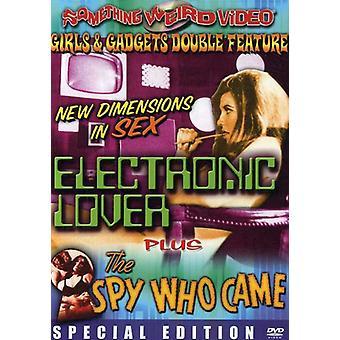 Électronique importation USA Love/Spy Who Came [DVD]