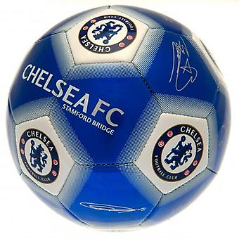 Chelsea Football Signature WT