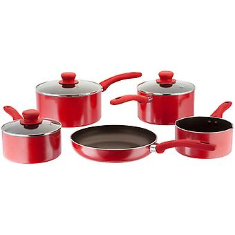 Judge Radiant, 5 Piece Saucepan Set