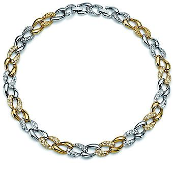 Oliver Weber Collier Rank Gold/Rhodium Crystal