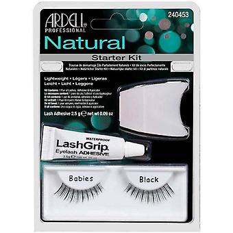 Ardell Natural Lashes Starter Kit Bébés Noirs