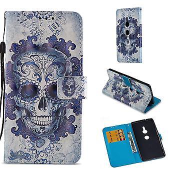 Sake di Sony Xperia XZ2 portafoglio sacchetto-Cool