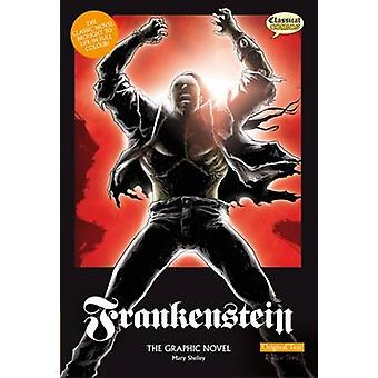 Frankenstein - Original Text (British English ed) by Mary Wollstonecra