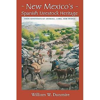 New Mexico spanske husdyr arv - fire århundrer av dyr-