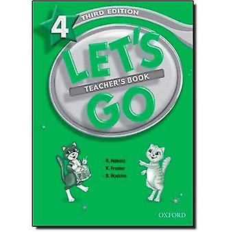 La oss gå 4 lærerens bok