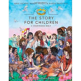 A história para as crianças: uma livro de contos Bíblia