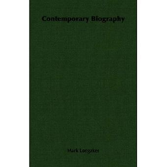 Hedendaagse biografie