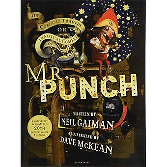 La tragédie comique ou tragique comédie de M. Punch