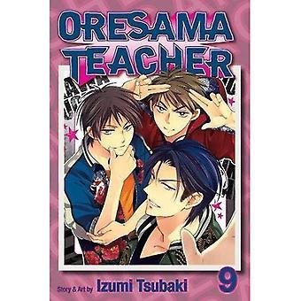 Oresama Lehrer 9