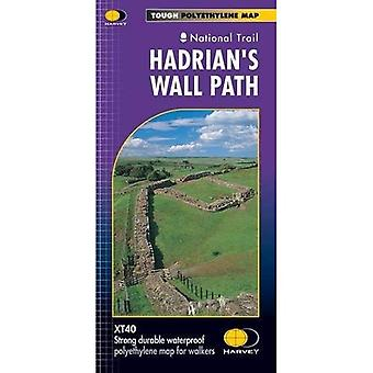 Hadrians Wall XT40 Route Map