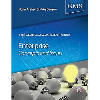 Enterprise: Concepts and Issues (Global Management Series)