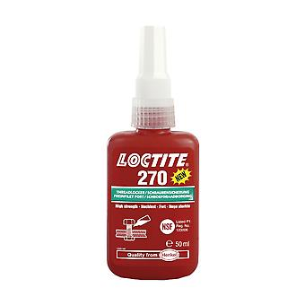 Loctite 270 Threadlocking Adhesive High Strength Permanent Locking 50Ml 1335897