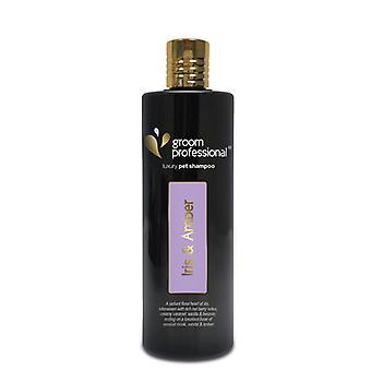 Groom Professional Ekskluzywny szampon do pielęgnacji irysów i bursztynu